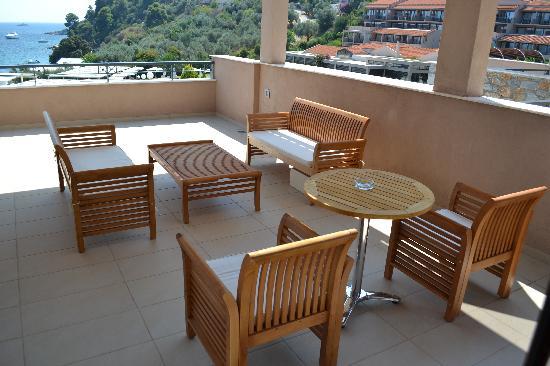 Kassandra Bay Resort & Spa: The room