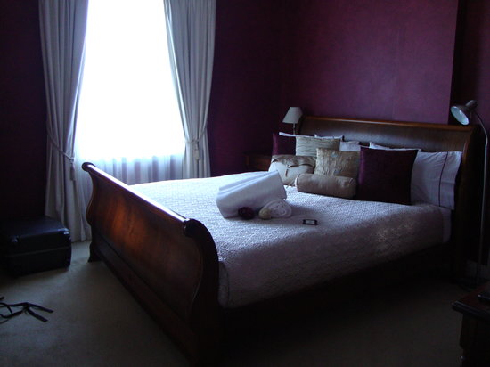 Heritage Guesthouse: Comfy Bed And Top Quality Bed Linen