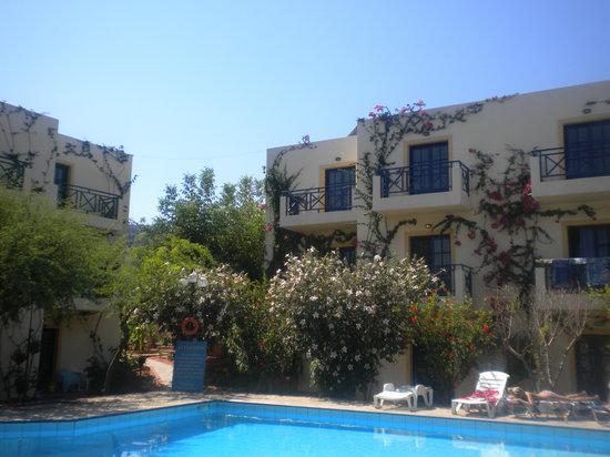 Hotel Eltina: Eltina pool side