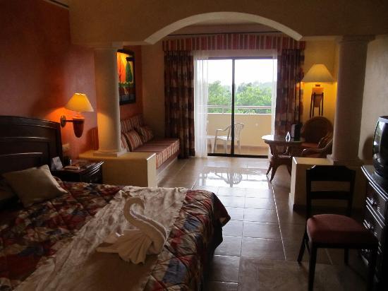 Grand Bahia Principe Coba: The room 6A