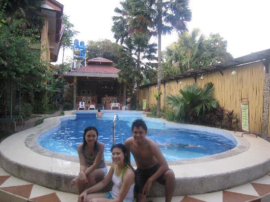 Darayonan Lodge: swimming area