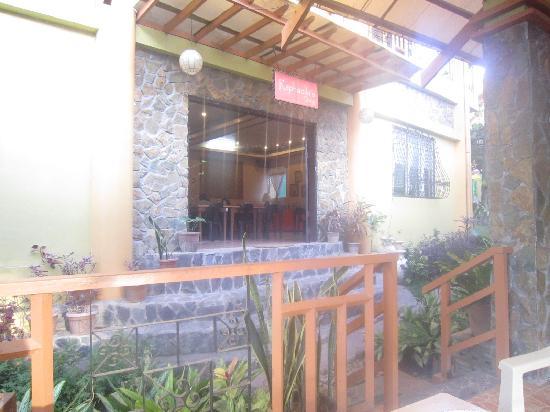 Darayonan Lodge: cafeteria