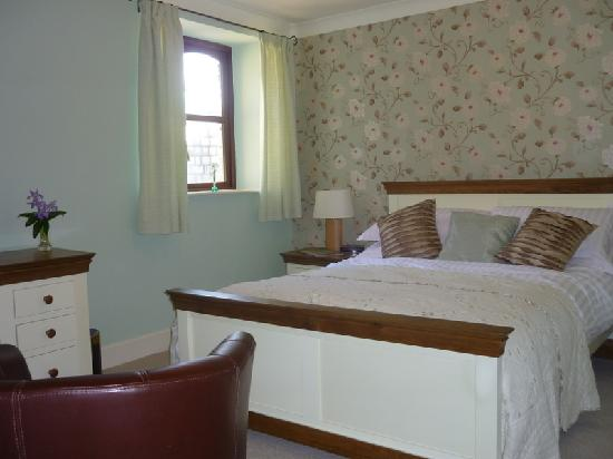 Bagbury Byre: One of our rooms