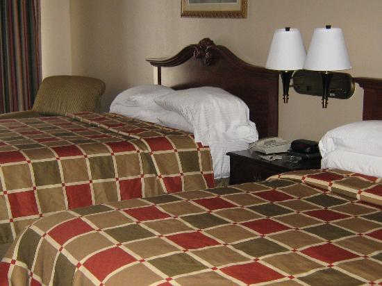 Super 8 New Iberia: Double Room; 2 Queen size beds.