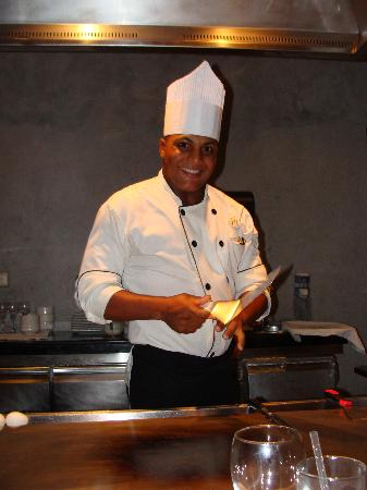 Majestic Elegance Punta Cana: Chef From 9 Door