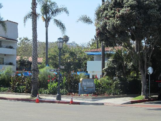 West Beach Inn, a Coast Hotel: West Beach Inn, Santa Barbara
