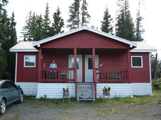 Red Igloo Cabins