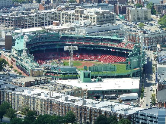 Courtyard Boston Woburn/Boston North: Fenway Park