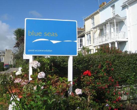 Blue Seas Hotel : blue seas