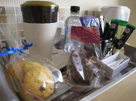 Blue Seas Hotel : freshly home baked treats