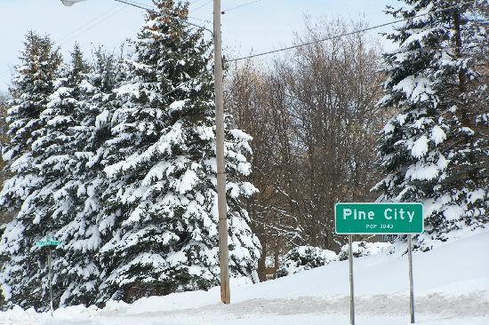 Pine City