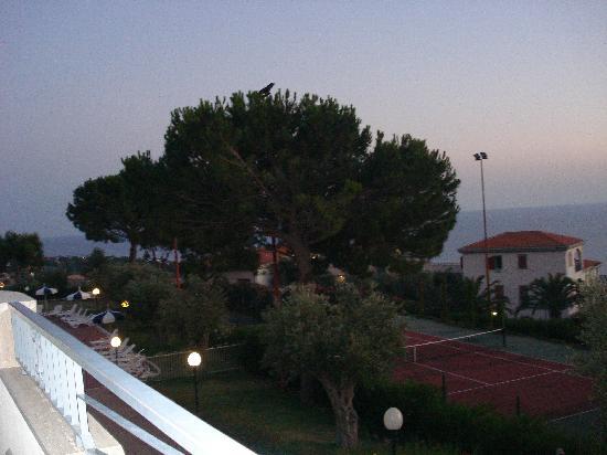 La Castellana  Residence Club: campi da tennis