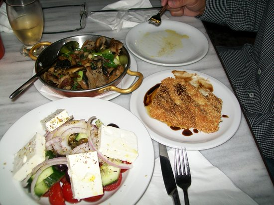 Restaurant Raki: Our Shared Dinner