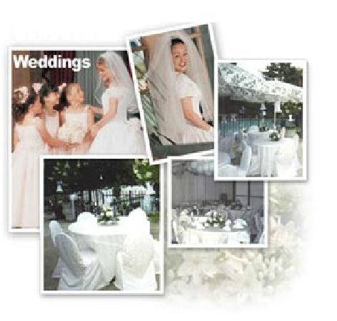 Best Western Premier Hotel Del Mar: Picture Perfect Weddings Intimate Weddings - optional inside/outside with beautiful surroundings