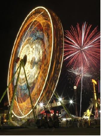 Best Western Premier Hotel Del Mar: Del Mar Fair held annually from June into first week of July