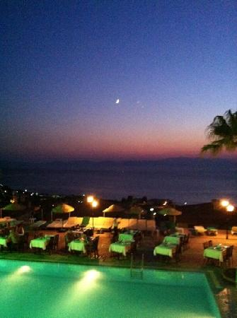 Venti Hotel Luxury: balcony view