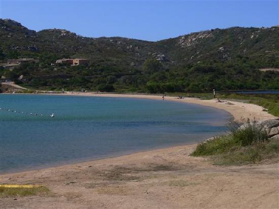 Camping Village Capo d'Orso: Spiaggia delle Saline