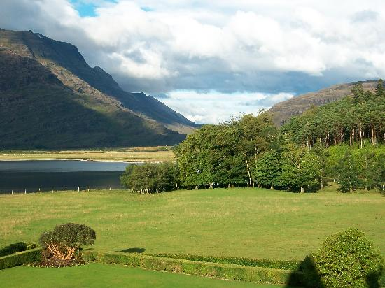 The Torridon: View From Room 15