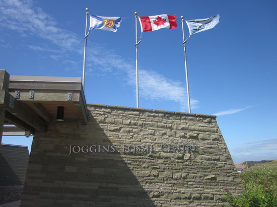 Joggins Fossil Cliffs Centre Image
