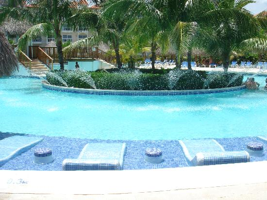 Occidental Caribe: Piscine