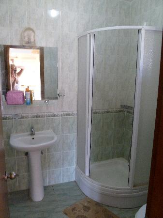 Sirca Apartment Hotel : bathroom
