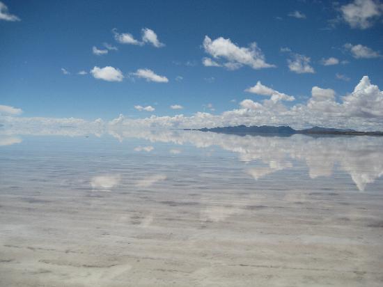Salar de Uyuni: ウユニ湖