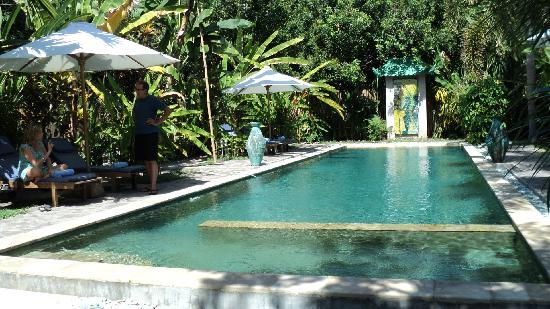 Cili Emas Oceanside Resort: The swimming pool