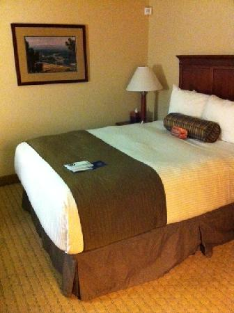 Best Western Plus ClockTower Inn: Best Western Room in Billings MT