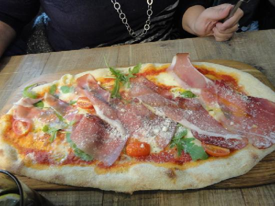 Zizzi - Central St. Giles : pizza