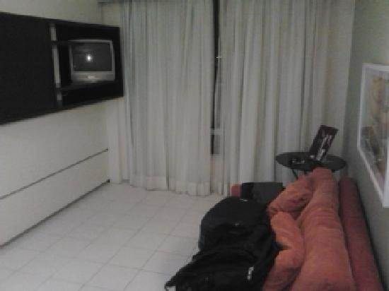 Hotel Mercure Manaus: Living room