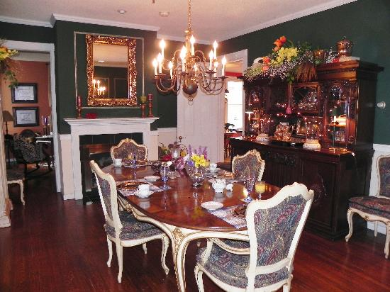 Great House: Dining Room