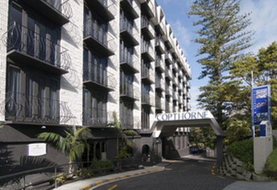 Copthorne Hotel Auckland City: Exterior