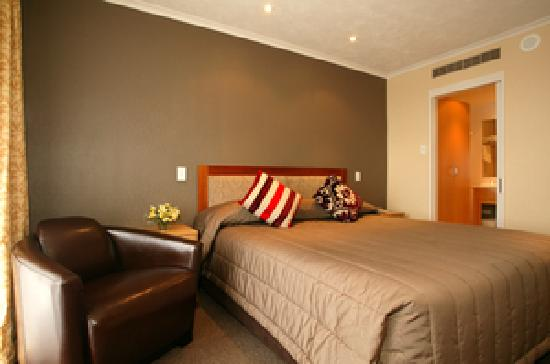 Copthorne Hotel Auckland City: Standard double