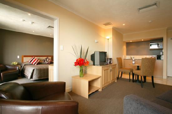Copthorne Hotel Auckland City: Suite