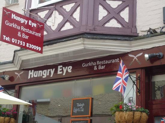 welcome to hungry eye gurkha restaurant