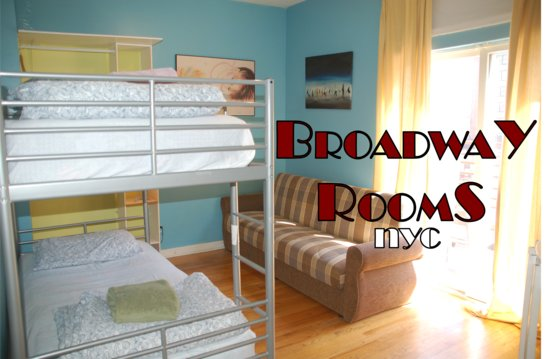 Broadway Rooms: Dorm Ensuite