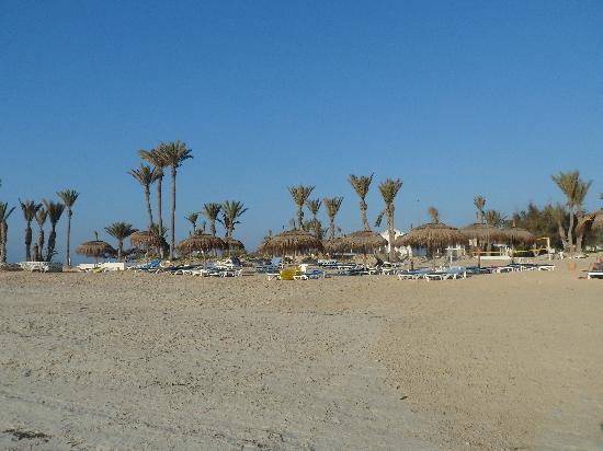 El Mouradi Djerba Menzel: plage