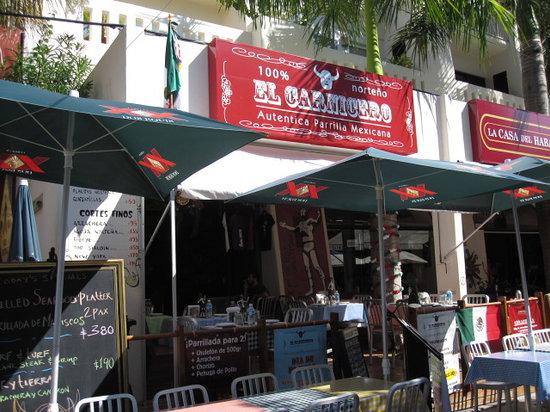 El Carnicero: The restaurant