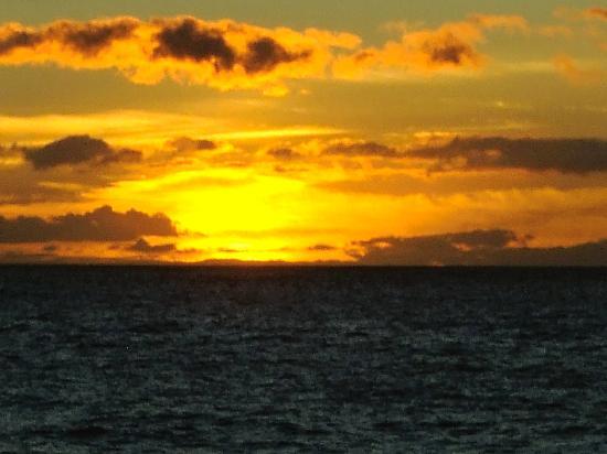Sheraton Maui Resort & Spa: Sunset