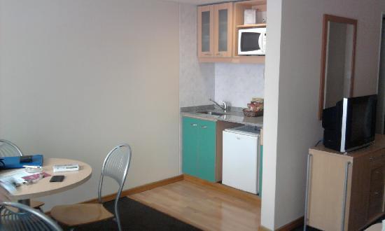 Intersur Suites: La cocinita