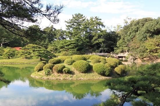 Takamatsu, Japón: Ritsurin garden