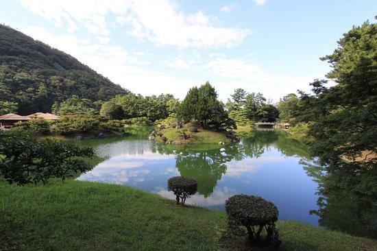Takamatsu, Japonia: Ritsurin garden
