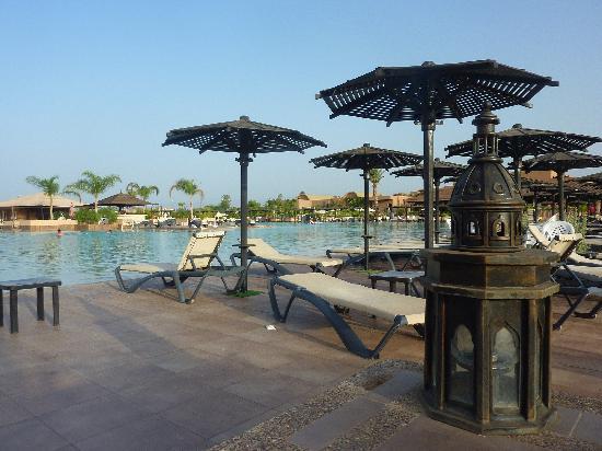 ClubHotel Riu Tikida Palmeraie: piscina..