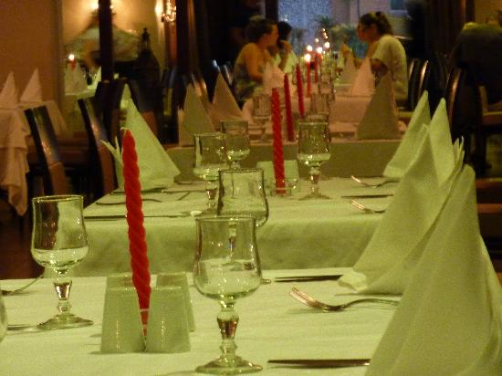 ClubHotel Riu Tikida Palmeraie : Restaurante