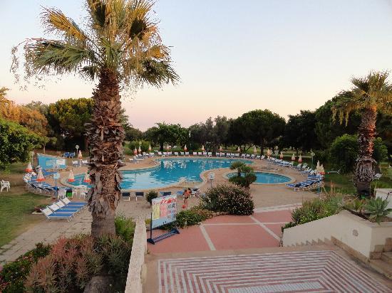 Club Alicudi: la piscine