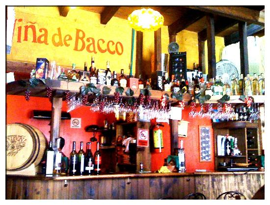 La Vina de Bacco: Cute little place with lots to look at