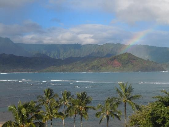 Princeville Resort: View from our room