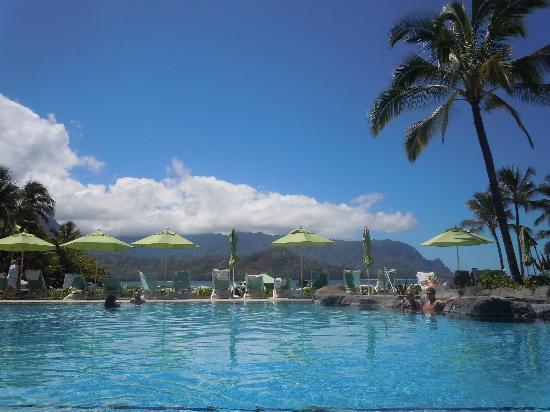 Princeville Resort: Infinity pool