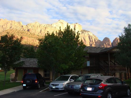 Quality Inn & Suites Montclair: Amazing setting