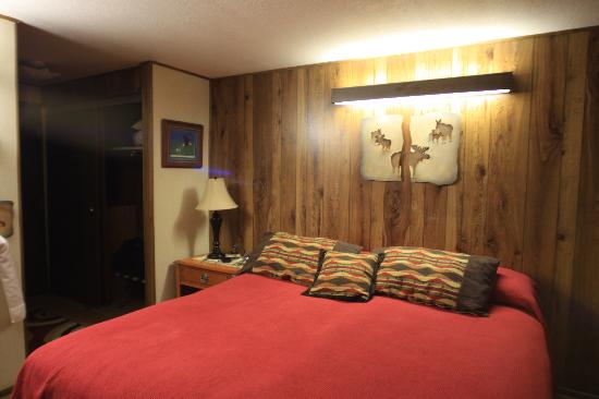 Seeley Lake, MT: Room